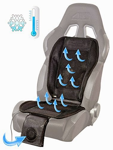 Air Breathing Cooling Car Chair Seat
