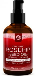 Rosehip oil for hair one of the best hair growth oils for Does fish oil help your hair grow