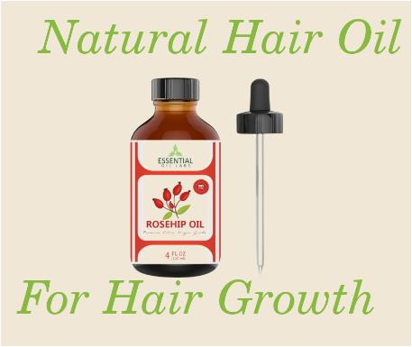 rosehip for hair