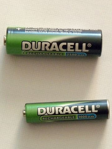 difference between aaa and aa battery