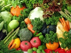 vegetable provide vitamins for your nails