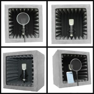 portable recording booth