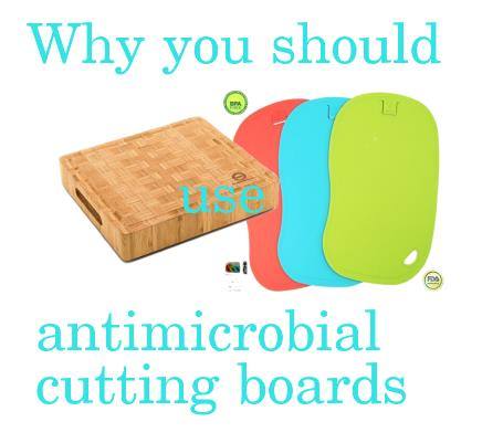 antimicrobial cutting boards
