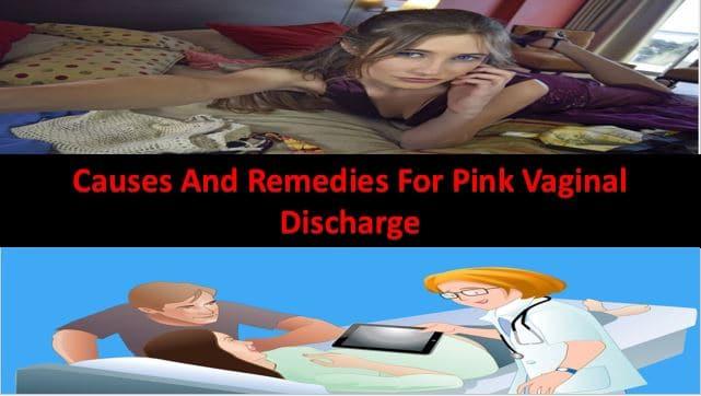 PINK Discharges