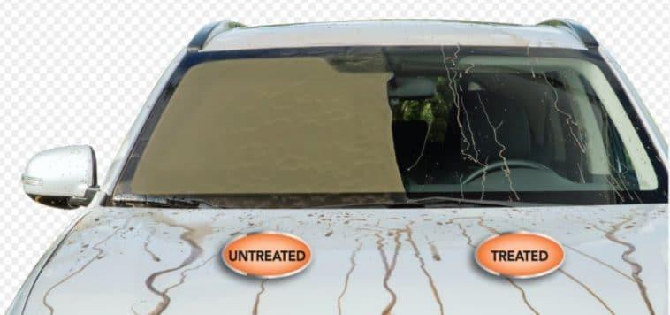 car window repellant