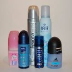 Deodorants, antiperspirants and antiperspirants