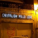 FUNNY SIGN OF CAPITALISM