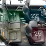 climate control in a car