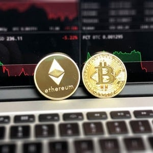 Bitcoin and Ethereum