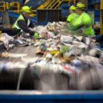 recycling waste plant