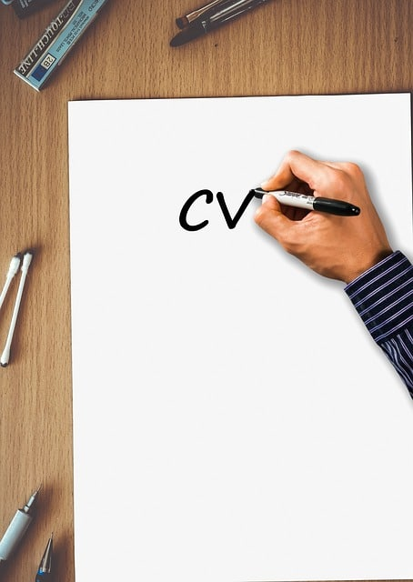 4 types of Curriculum Vitae their advantages and